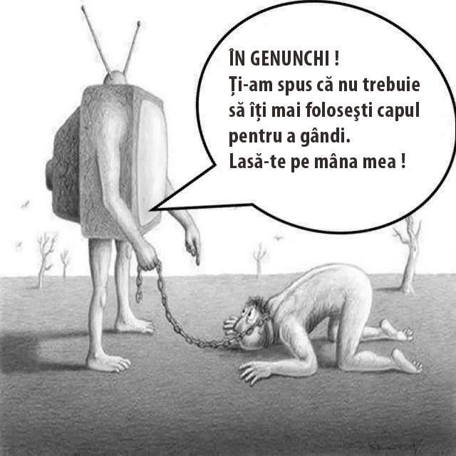 haz si de necaz_televizorul si sclavul