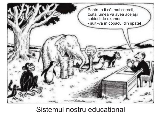Sistemul nostru educational