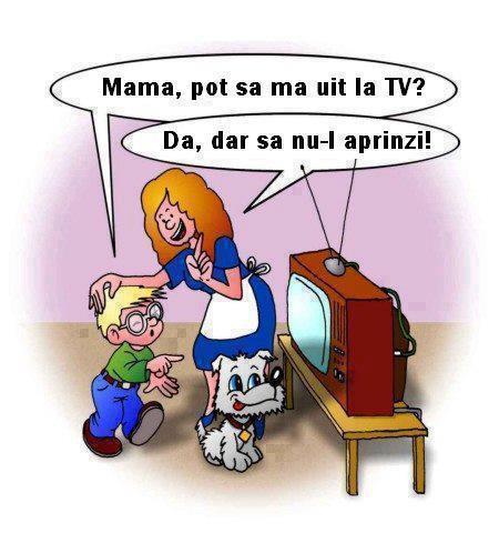 televizorul
