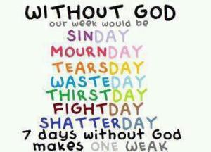 Timpul fara Dumnezeu