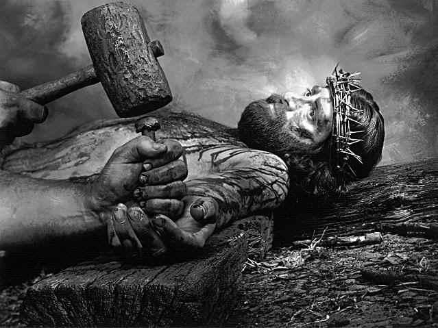 Crucificarea Domnului meu