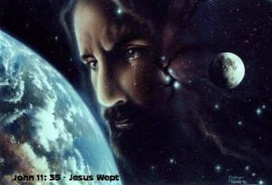 Isus a lacrimat