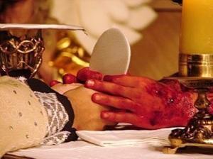 Isus e prezent in Biserica