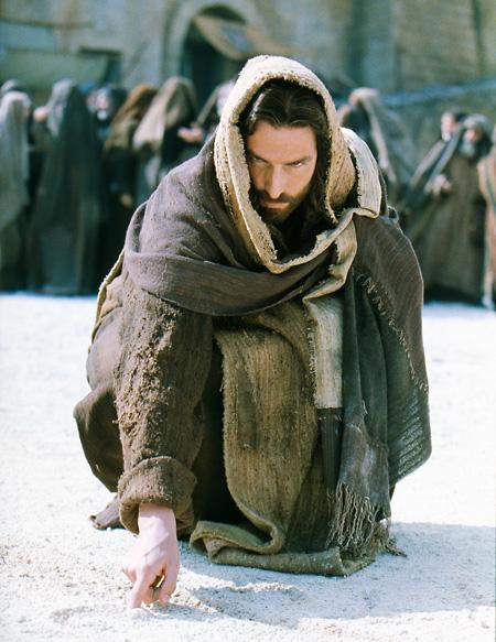 Isus si femeia pacatoasa