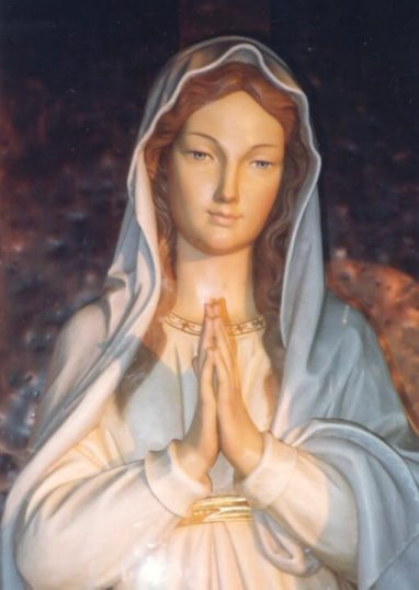 Sfanta Maria in rugaciune