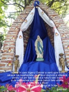 Luna mai, luna sfintei fecioare Maria