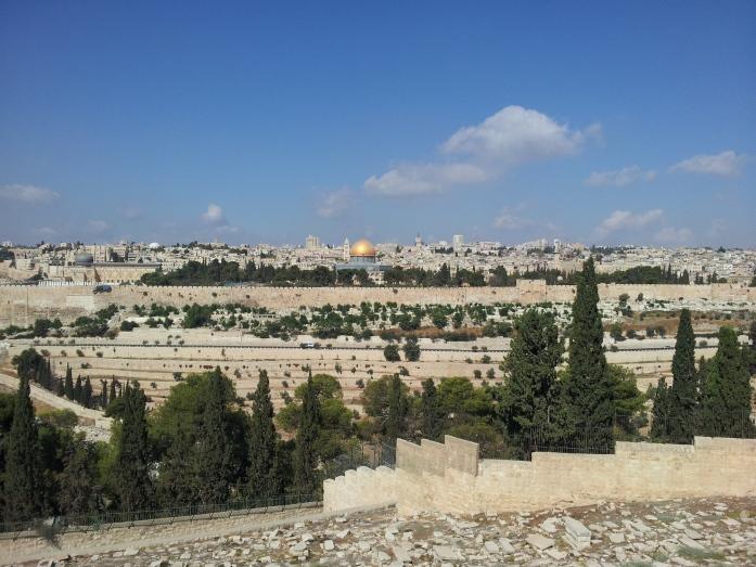Dominus flevit_Domnul a plans asupra Ierusalimului