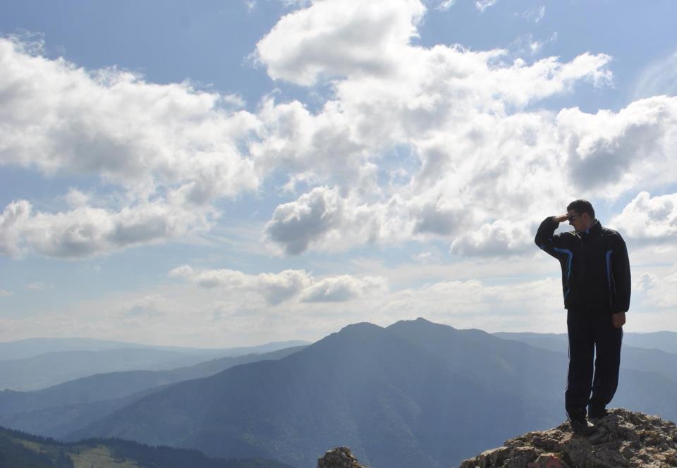 Cucerirea muntilor culmea fericirilor