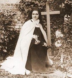Sfanta Tereza a Pruncului Isus