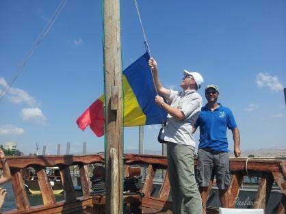 Am purtat Romania in rugaciunile noastre