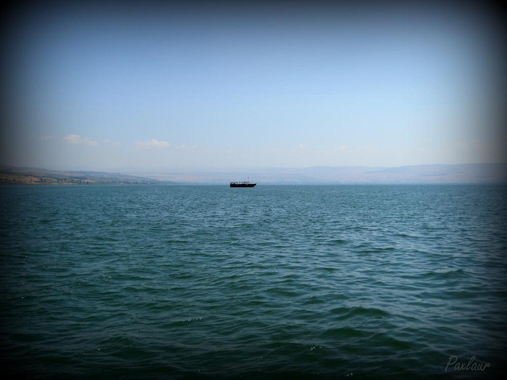 Vecinii de pe Marea Galileii
