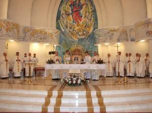 Sfanta Liturghie de hirotonire intru diaconat*