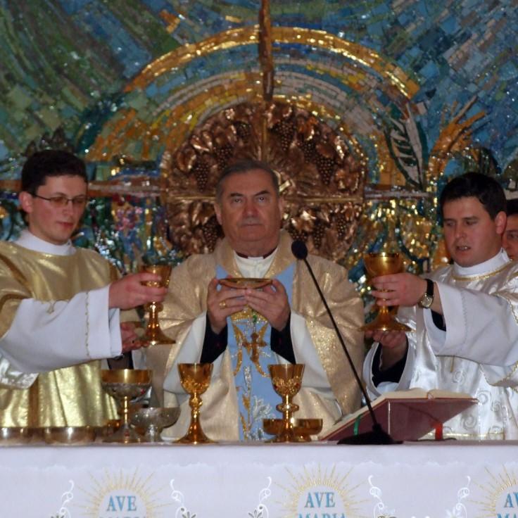 Sfanta Liturghie de hirotonire intru diaconat_prin Cristos