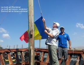 La multi ani Romania