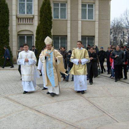 Sfanta Liturghie de hirotonire intru diaconat_sfarsit