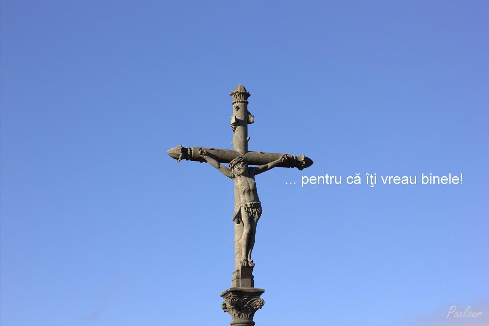 Isus Rastignit din iubire