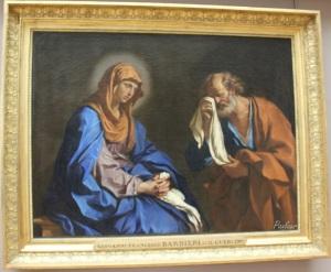 Sfanta Fecioara Maria si Sfantul Petru