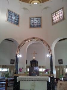 Biserica de pe Muntele Fericirilor