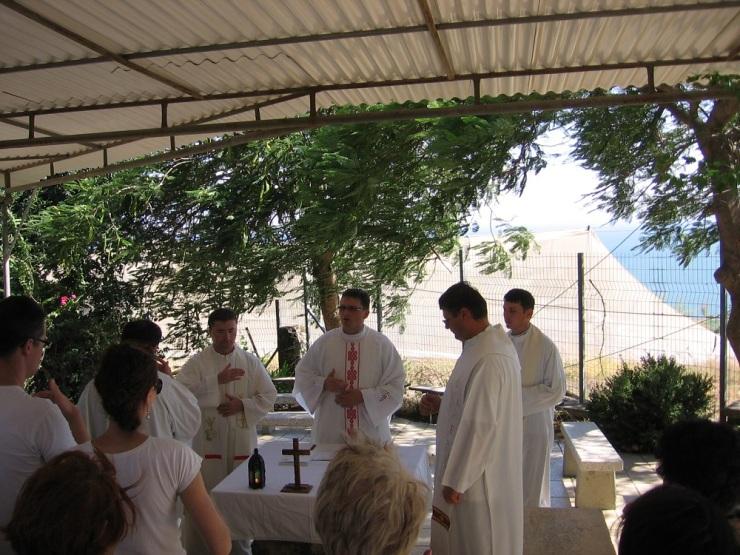 Liturghia de pe Muntele Fericirilor