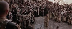 Judecata si condamnarea lui Isus la moarte