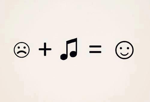 efectul muzicii