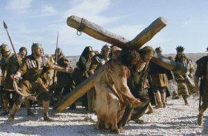 Isus si Simon din Cirene