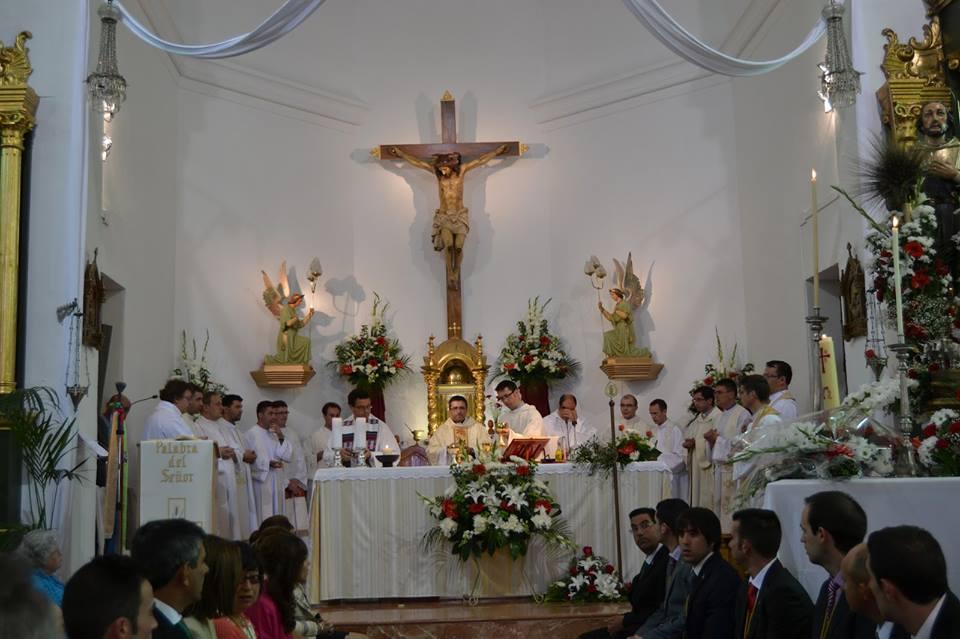 4_Intalnirea de serie_Sfanta Liturghie in biserica din Periana