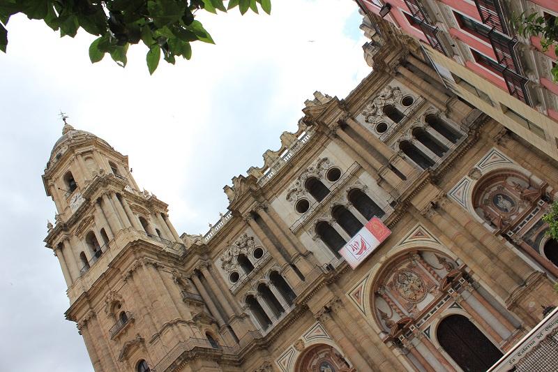 Malaga Catedrala 1