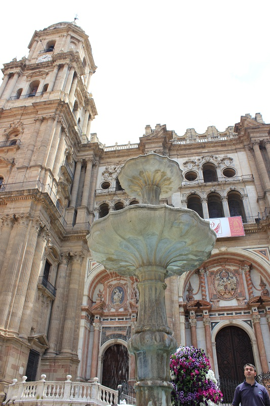 Malaga Catedrala 2
