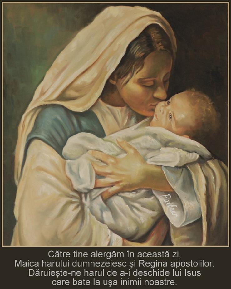 Mama Maria si Pruncul Isus