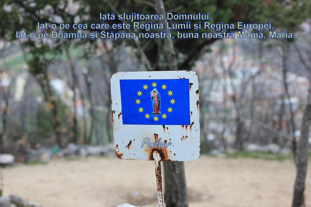 Maria Regina Europei si a lumii intregi