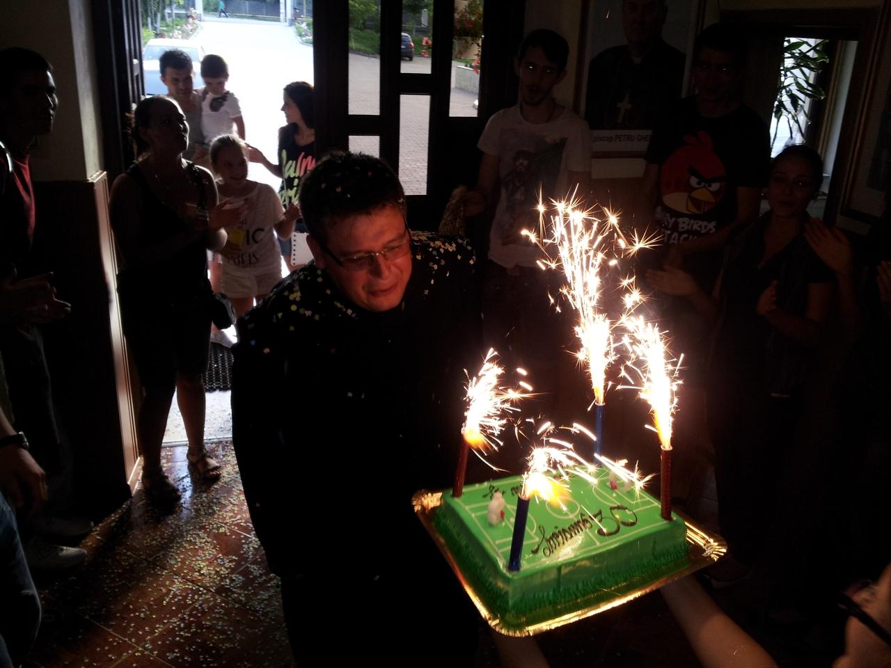 La multi ani Lucian 2013