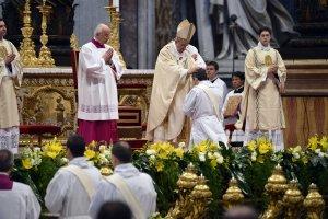 Papa Francesco e i sacerdoti