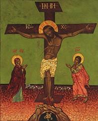 Cristos rastignit_crucea