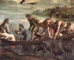 Isus si Petru Domnul si pacatosul umilinta si credinta