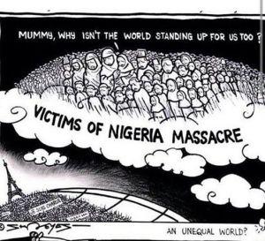 Masacrul din Nigeria