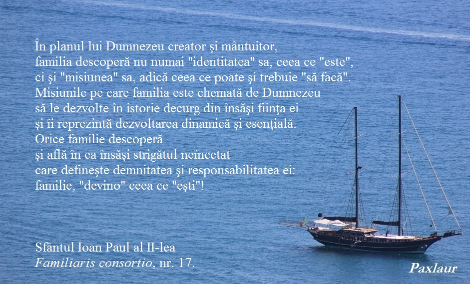 Familiaris Consortio_Ioan Paul al II lea_ familia