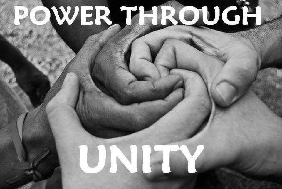 puterea unitatii
