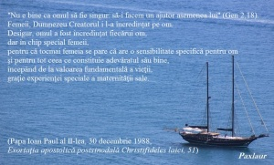 Ioan Paul II_femeia si demnitatea sa