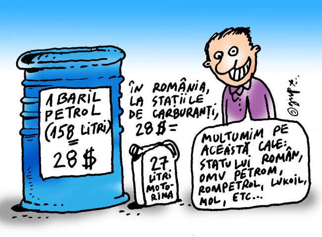 1 baril de petrol