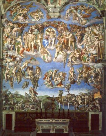 Michelangelo_judecata_capela sixtina