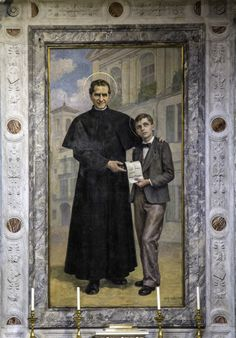 Don Bosco si Dominic Savio