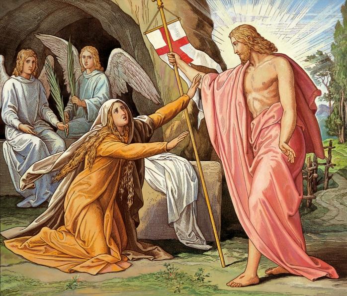 Isus si Maria Magdalena