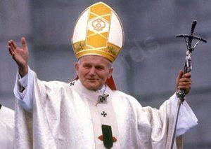 Sfantul Parinte Ioan paul al II-lea