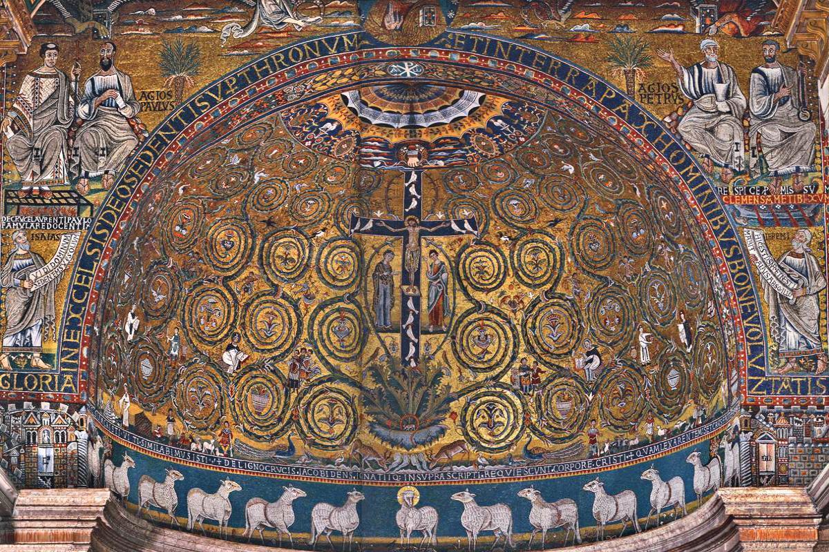 san-clemente-al-laterano-roma-Biserica