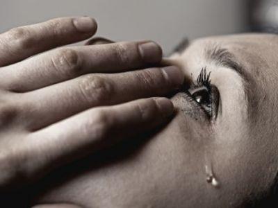 plans lacrimi tristete durere