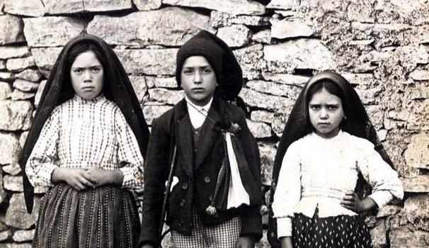sfintii de la Fatima