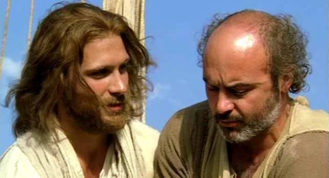 Isus si Petru
