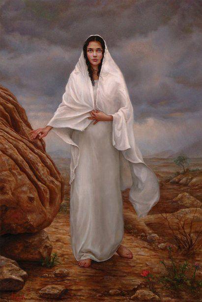 maria magdalena mireasa pentru Cristos