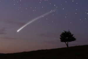 stele cazatoare noaptea sfantului Laurentiu